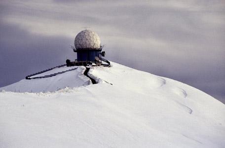 Radar del Monte Lesima