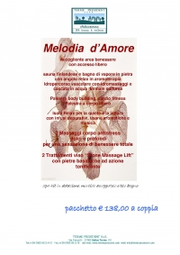 Melodia d'Amore all'Hotel Terme President